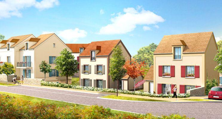Photo du Résidence « Confidence » programme immobilier neuf en Loi Pinel à Longpont-sur-Orge