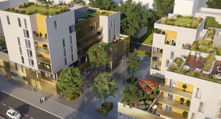 Photo du Résidence « Choeur Opéra » programme immobilier neuf en Loi Pinel à Massy