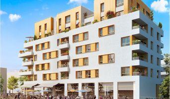 Résidence « Cœur Atlantis » programme immobilier neuf en Loi Pinel à Massy n°3