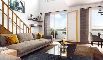 Résidence « Cœur Atlantis » programme immobilier neuf en Loi Pinel à Massy n°5
