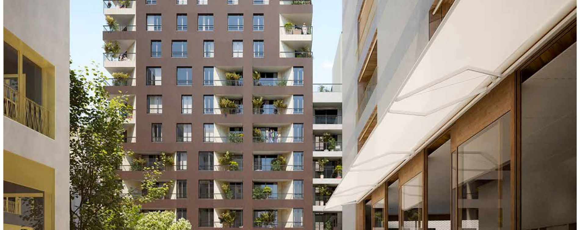 Massy : programme immobilier neuve « Contact » (3)