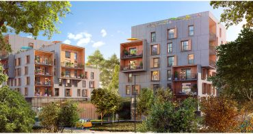 Massy programme immobilier neuf « Les Ginkgos - Canopée »