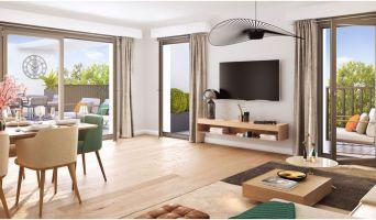Massy programme immobilier neuve « Les Sequoias - Canopée » en Loi Pinel  (4)