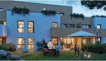 Massy programme immobilier neuve « Tempo » en Loi Pinel  (2)
