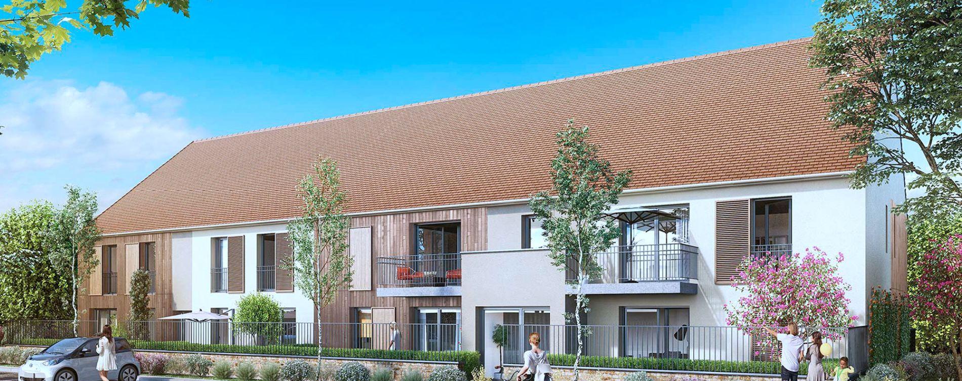 Mauchamps : programme immobilier neuve « Le Hameau de la Guérinière » (3)