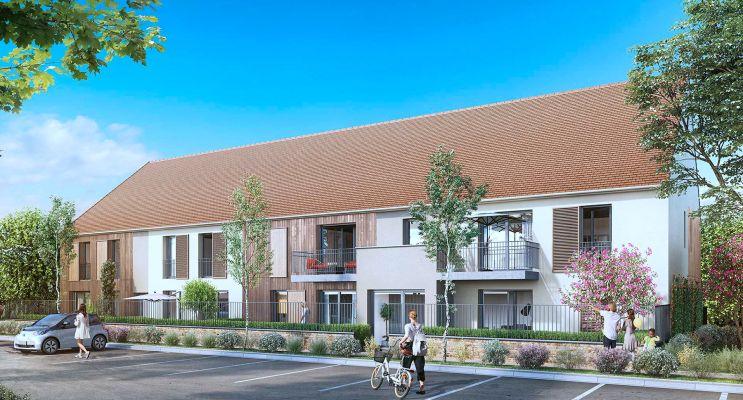 Résidence « Le Hameau De La Guérinière » programme immobilier neuf en Loi Pinel à Mauchamps n°3