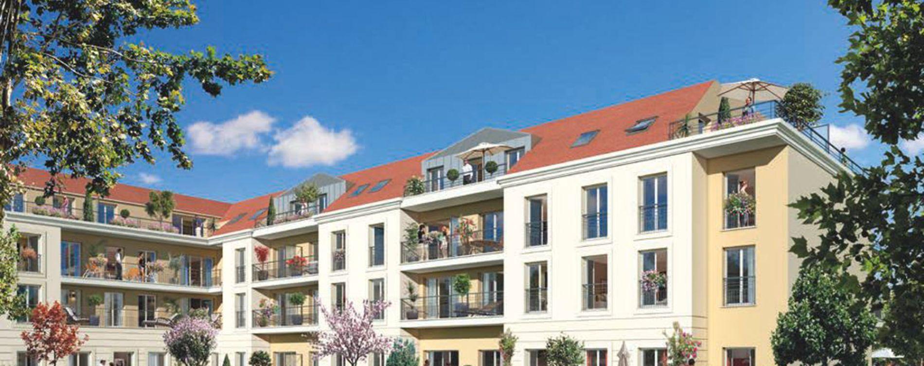 Mennecy : programme immobilier neuve « Programme immobilier n°217813 » en Loi Pinel (2)