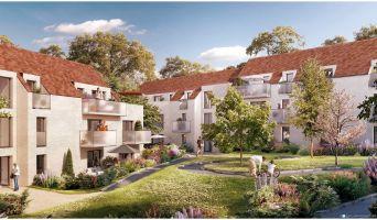 Mennecy : programme immobilier neuf « L'Air du Temps » en Loi Pinel