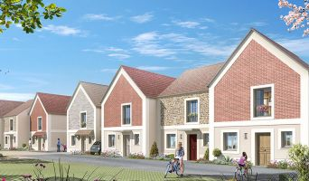 Montgeron : programme immobilier neuf « Aquarelle » en Loi Pinel