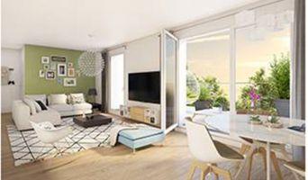 Résidence « Aquarelle » programme immobilier neuf en Loi Pinel à Montgeron n°3