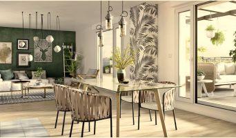Résidence « Art Du Temps » programme immobilier neuf en Loi Pinel à Montgeron n°2