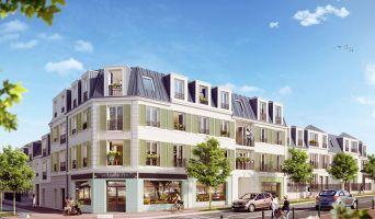 Montgeron : programme immobilier neuf « Le Carré Concy » en Loi Pinel