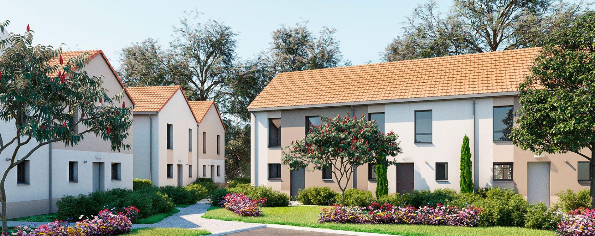 Montlhéry : programme immobilier neuve « Le Parc des Archers » en Loi Pinel (4)