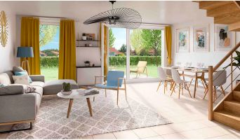 Photo du Résidence « Le Parc des Archers » programme immobilier neuf en Loi Pinel à Montlhéry