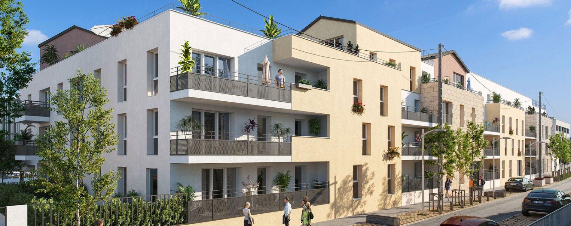 Morangis : programme immobilier neuve « Confluence » en Loi Pinel (2)