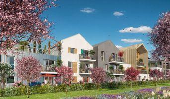 Morangis programme immobilier neuve « Gaïa » en Loi Pinel