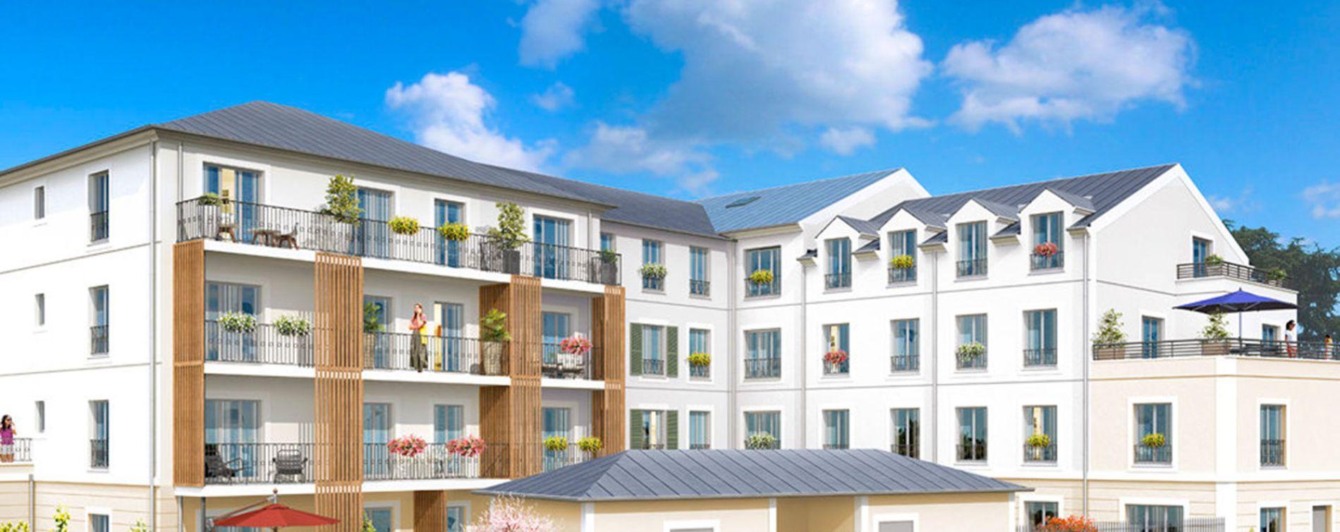 Morangis : programme immobilier neuve « L'Authentique »