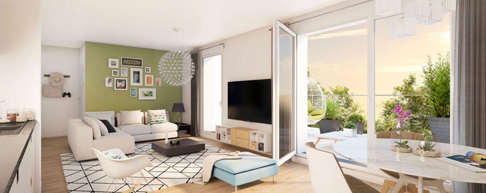 Morangis : programme immobilier neuve « L'Authentique » (2)