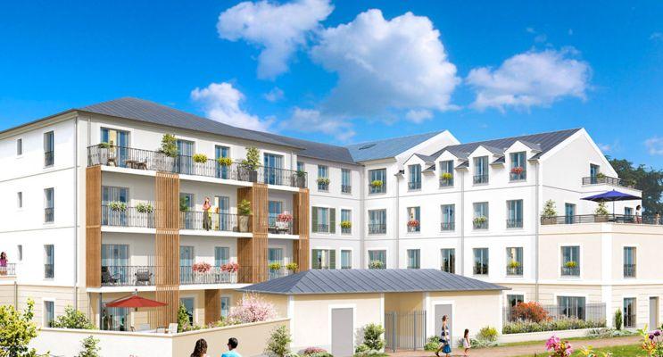 Photo n°1 du Résidence « L'Authentique » programme immobilier neuf en Loi Pinel à Morangis
