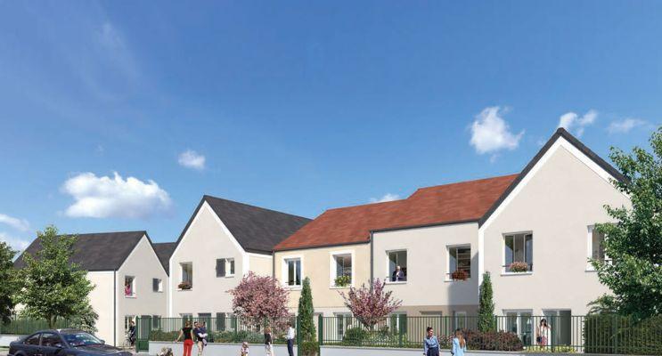 Photo du Résidence «  n°217729 » programme immobilier neuf en Loi Pinel à Morangis
