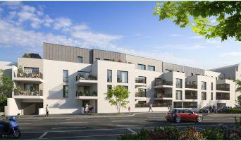 Morangis : programme immobilier neuf « L'Inattendu » en Loi Pinel