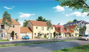 Programme immobilier neuf à Ormoy (91540)