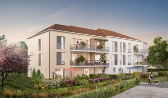Photo du Résidence « La Roselière » programme immobilier neuf en Loi Pinel à Ormoy
