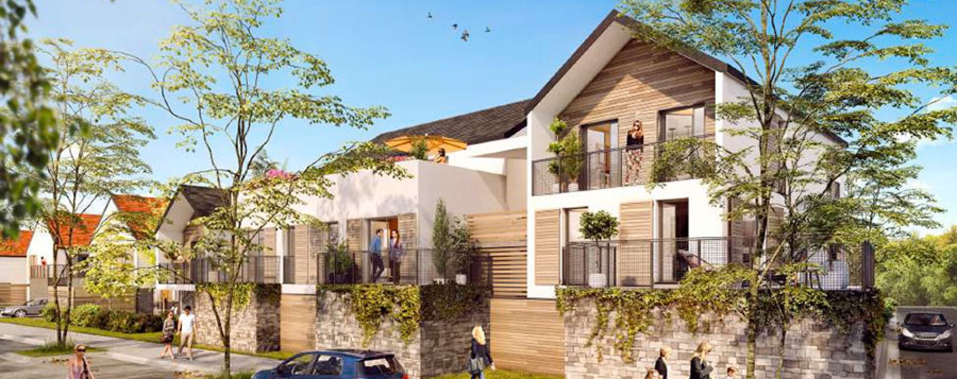 L 39 acionna ormoy programme immobilier neuf n 213784 for Immobilier neuf idf