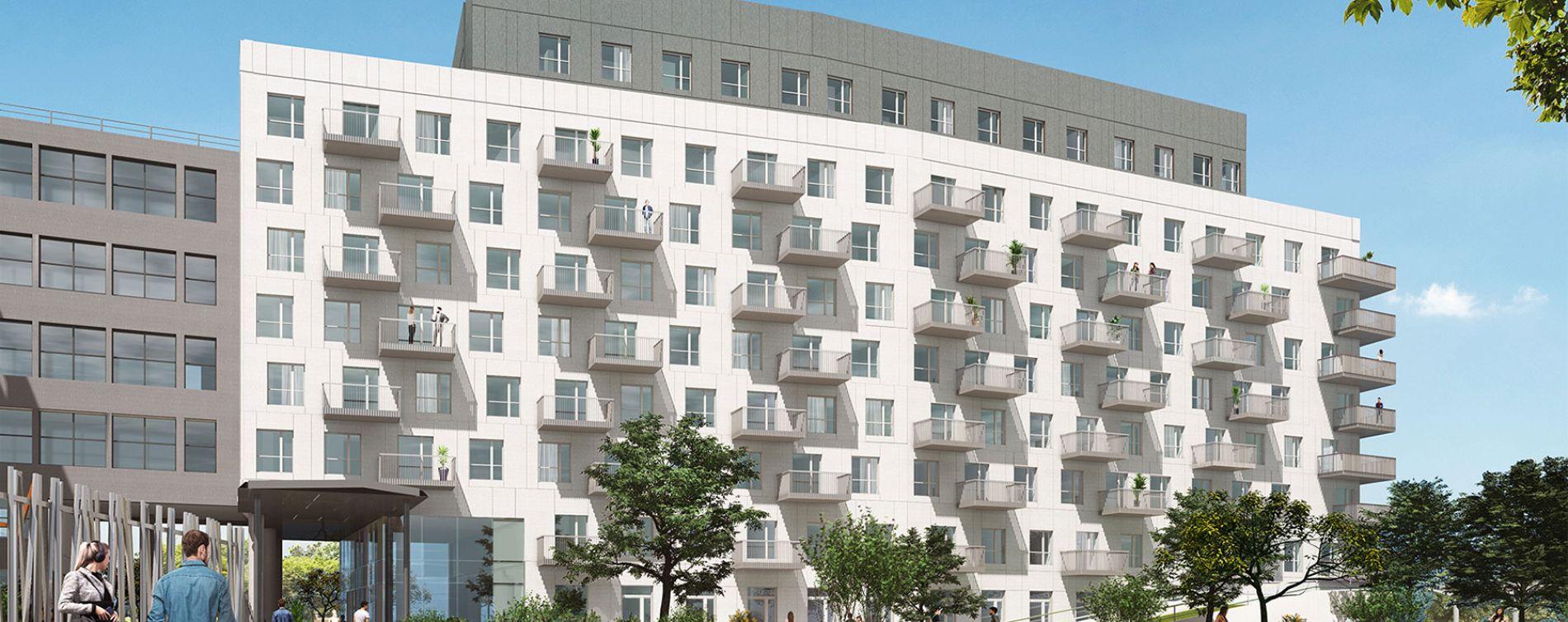 Palaiseau : programme immobilier neuve « Le Cloud » (4)