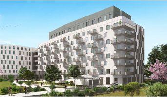 Palaiseau : programme immobilier neuf « Le Cloud »