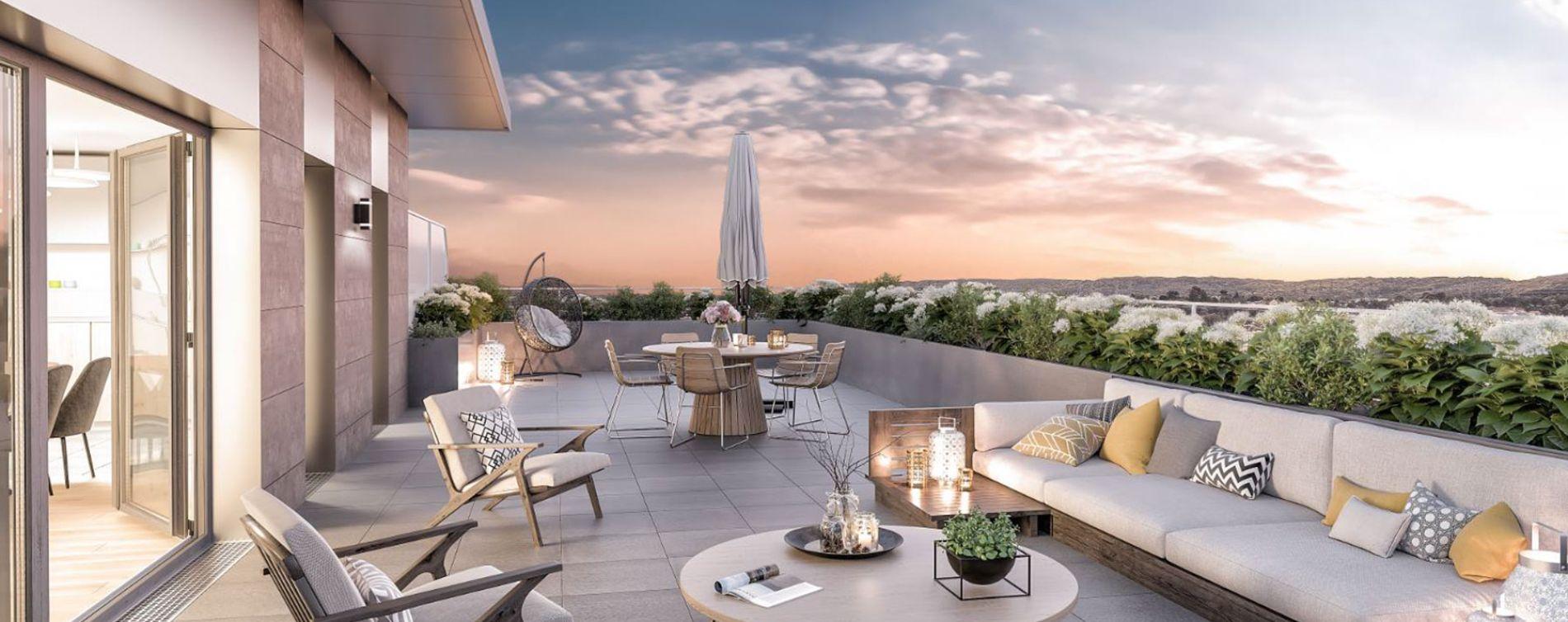 Palaiseau : programme immobilier neuve « Rue Tronchet »