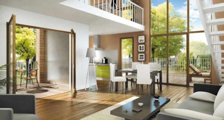 Résidence « Les Docks Apollonia » programme immobilier neuf en Loi Pinel à Ris-Orangis n°3