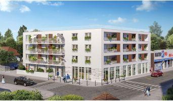 Ris-Orangis : programme immobilier neuf « Les Jardins de Ris en Seine » en Loi Pinel