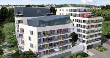 Ris-Orangis programme immobilier neuf « Lumières de Seine » en Loi Pinel