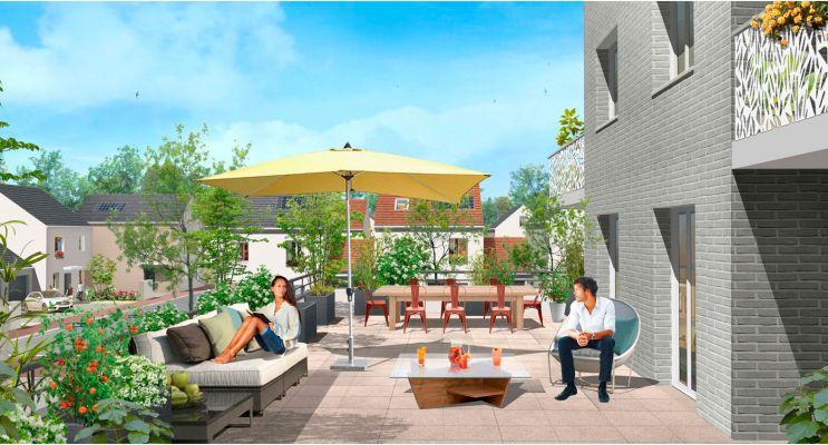 Photo du Résidence « Sun Harmony » programme immobilier neuf en Loi Pinel à Saint-Pierre-du-Perray