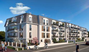 Photo du Résidence « Magnifi'Sens » programme immobilier neuf en Loi Pinel à Sainte-Geneviève-des-Bois