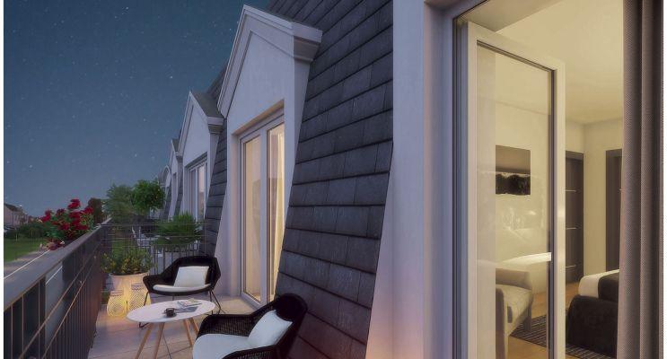 Résidence « Magnifi'Sens » programme immobilier neuf en Loi Pinel à Sainte-Geneviève-des-Bois n°3