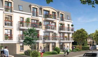 Photo du Résidence « Villa Gaia » programme immobilier neuf en Loi Pinel à Sainte-Geneviève-des-Bois