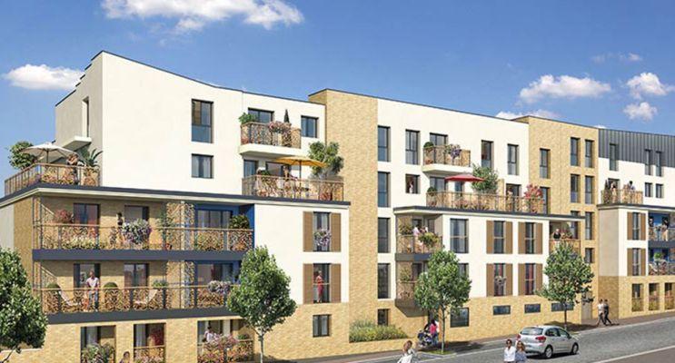 Photo du Résidence « L'Ambassadeur » programme immobilier neuf en Loi Pinel à Savigny-sur-Orge