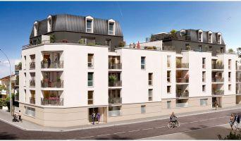 Résidence « Le Clos D'Ambroise » programme immobilier neuf en Loi Pinel à Savigny-sur-Orge n°2