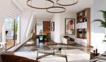 Résidence « Le Clos D'Ambroise » programme immobilier neuf en Loi Pinel à Savigny-sur-Orge n°3