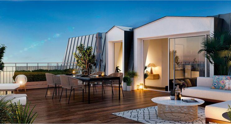 Photo du Résidence « Le Clos D'Ambroise » programme immobilier neuf en Loi Pinel à Savigny-sur-Orge