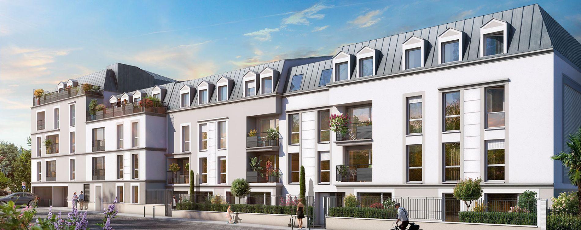 Savigny-sur-Orge : programme immobilier neuve « Le Fantasio »