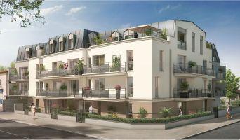 Résidence « Le Savini » programme immobilier neuf en Loi Pinel à Savigny-sur-Orge n°1