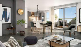 Résidence « Le Savini » programme immobilier neuf en Loi Pinel à Savigny-sur-Orge n°3