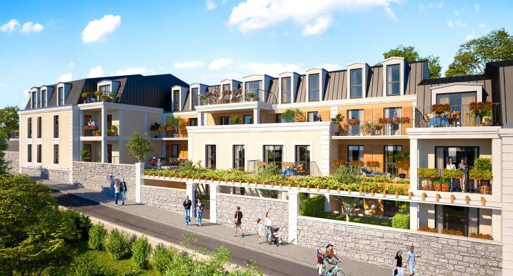 Résidence « Résidence Chamberlin » programme immobilier neuf en Loi Pinel à Savigny-sur-Orge n°1