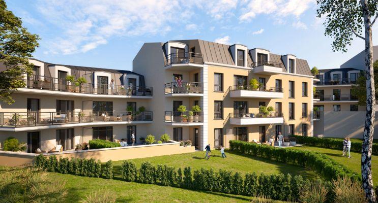 Résidence « Résidence Chamberlin » programme immobilier neuf en Loi Pinel à Savigny-sur-Orge n°2