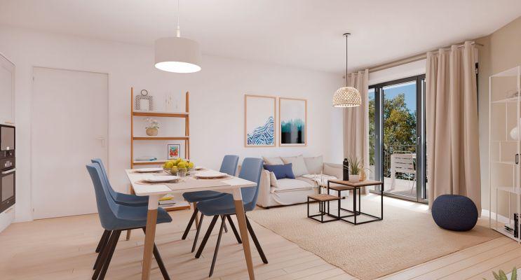 Résidence « Résidence Chamberlin » programme immobilier neuf en Loi Pinel à Savigny-sur-Orge n°3