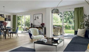 Vert-le-Grand programme immobilier neuve « La Clé des Champs »  (3)