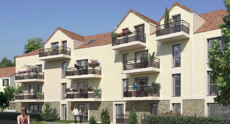 Photo n°1 du Résidence « La Clé Des Champs » programme immobilier neuf en Loi Pinel à Vert-le-Grand